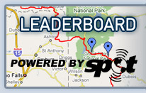 Tour Divide Leaderboard