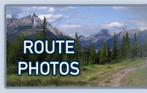 Tour Divide Route Photos